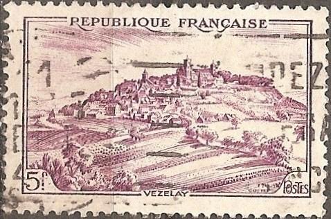[FR0568] France: Sc. no. 568 (1946) Used