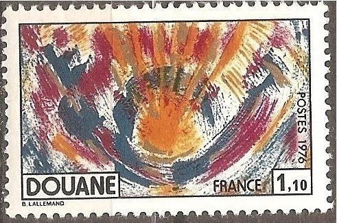 [FR1505] France: Sc. no. 1505 (1976) MNH Single