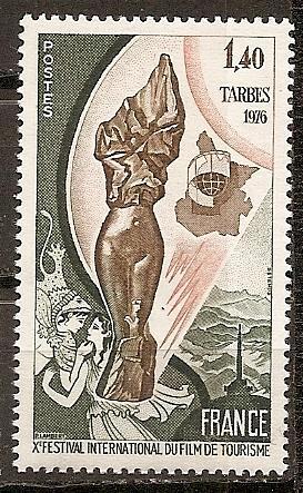 [FR1501] France: Sc. no. 1501 (1976) MNH Single