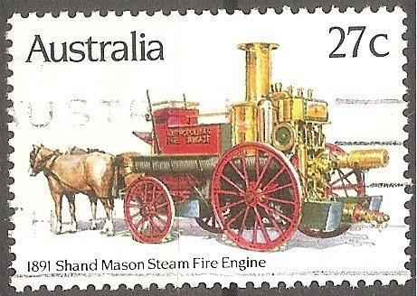[AU0857] Australia: Sc. no. 857 (1983) Used