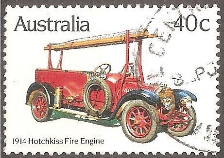 [AU0858] Australia: Sc. no. 858 (1983) Used