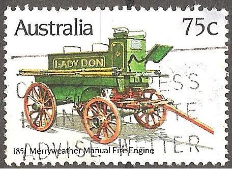 [AU0860] Australia: Sc. no. 860 (1983) Used