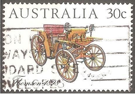 [AU0892a] Australia: Sc. no. 892a (1984) Used