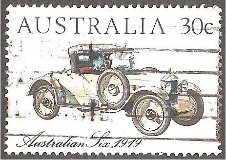 [AU0892c] Australia: Sc. no. 892c (1984) Used