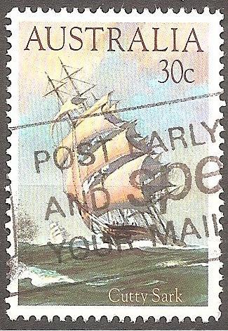 [AU0894] Australia: Sc. no. 894 (1984) Used