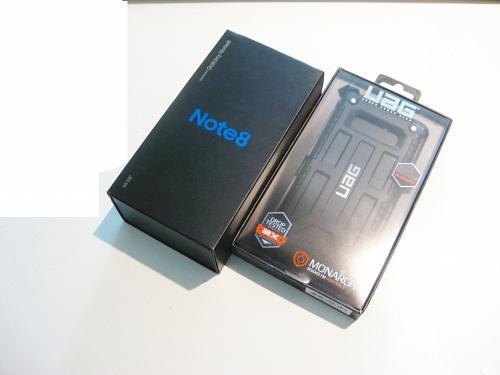 Very Good Black Sprint 64gb Samsung Note 8 Bundle!