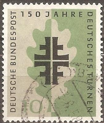 [GE0788] Germany: Sc. No. 788 (1958) Used Single