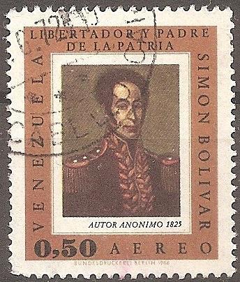 [VZC944] Venezuela: Sc. no. C944 (1966) Used
