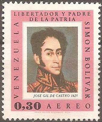 [VZC965] Venezuela: Sc. no. C965 (1967) Used