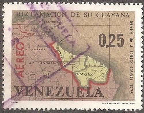 [VZC905] Venezuela: Sc. no. C905 (1965) Used