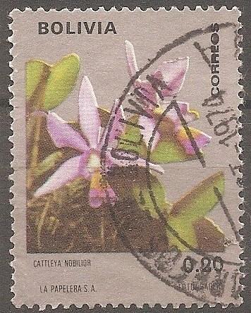 [BO0558] Bolivia: Sc. no. 558 (1974) Used