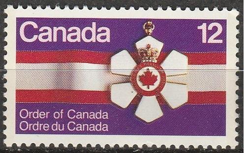 [CA0736] Canada: Sc. no. 736 (1977) MNH Single