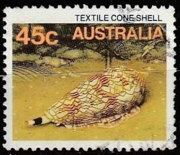 [AU0911] Australia: Sc. no. 911 (1986) Used