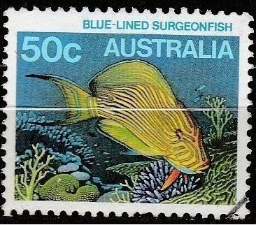 [AU0912] Australia: Sc. no. 912 (1984) Used