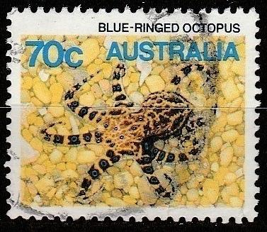 [AU0916] Australia: Sc. no. 916 (1986) Used