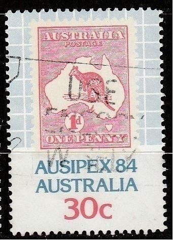 [AU0925] Australia: Sc. no. 925 (1984) used single