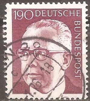 [GE1043] Germany: Sc. No. 1043 (1973) Used