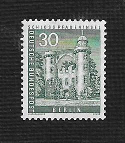 German MNH Scott #9N130 Catalog Value $.85
