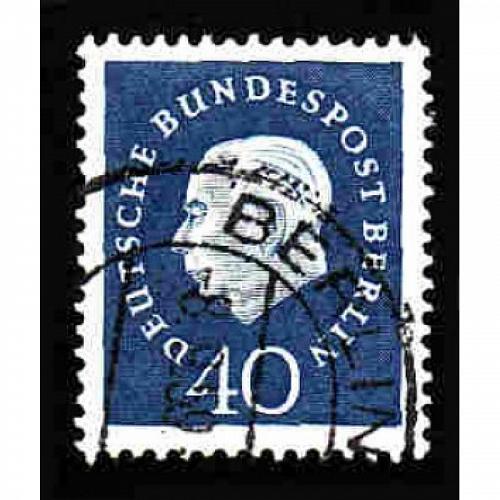 Germany Used Scott #9N168 Catalog Value $4.00
