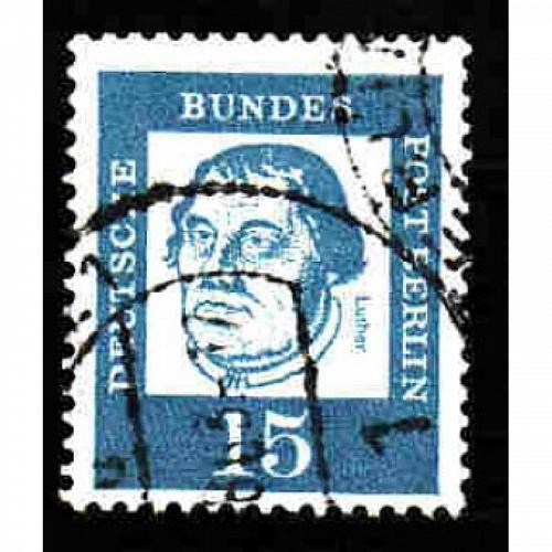 Germany Used Scott #9N180 Catalog Value $.35