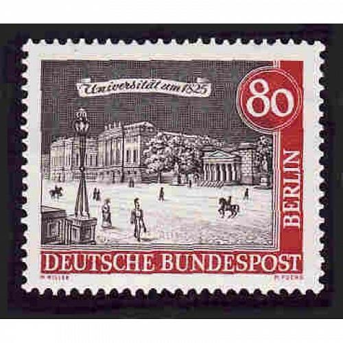 German MNH Scott #9N205 Catalog Value $.40