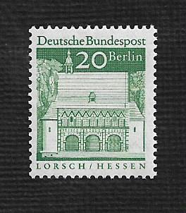 German MNH Scott #9N238 Catalog Value $.25