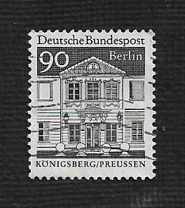 Germany Used Scott #9N246 Catalog Value $.75
