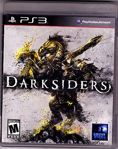 Darksiders - PlayStation 3, 2010 Video Game - Very Good