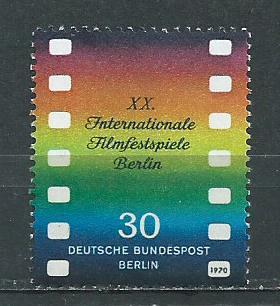 German MNH Scott #9N283 Catalog Value $.50