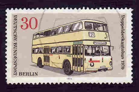 Germany Used Scott #9N339 Catalog Value $.40