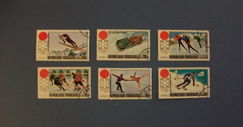 "1972 Togo ""Sapporo Olympics"""