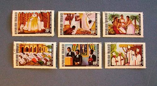 "1971 Togo ""Religions of the Region"""