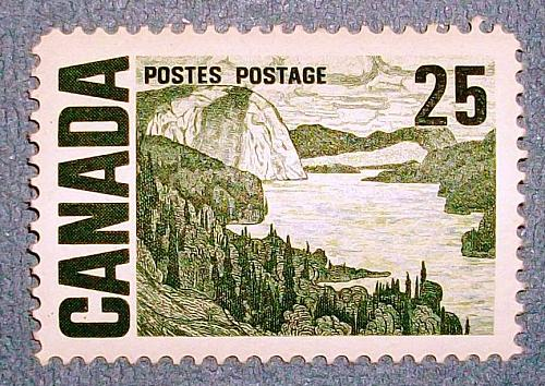 "1967 Canada ""Solemn Land"""