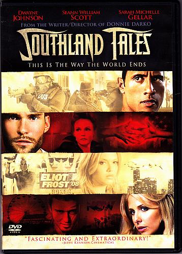 Southland Tales DVD 2008 - Very Good