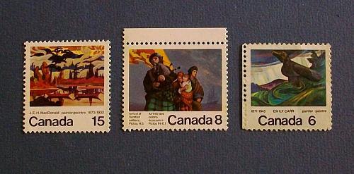 """1970's Canada """"A trio"""""""