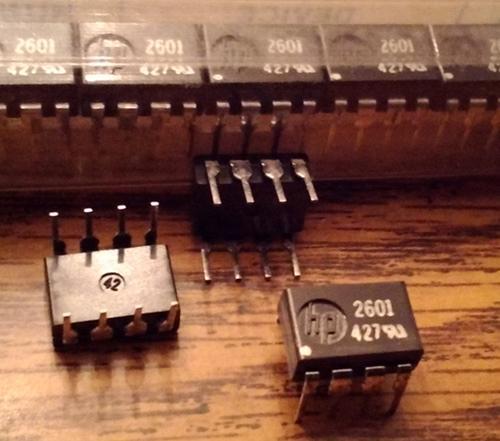 Lots of 48: Hewlett Packard HCPL-2601