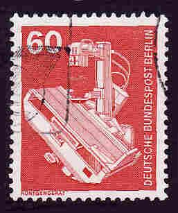 Germany Used Scott #9N365 Catalog Value $.35