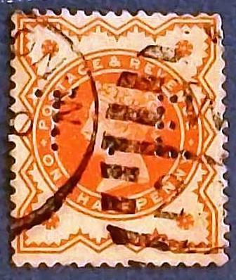 """1887-92 Great Britain """"Queen Victoria"""" Regency Jubilee Issue"""