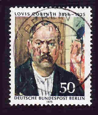 Germany Used Scott #9N381 Catalog Value $.45