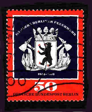 Germany Used Scott #9N387 Catalog Value $.70