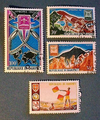 1967 Dahomey (Benin)