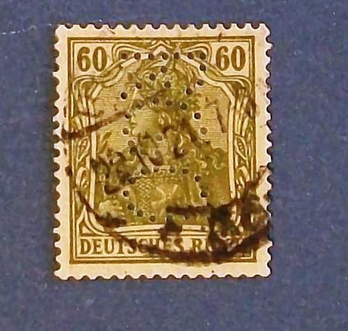 "1920 Germany (Empire-Era) ""Germania"""