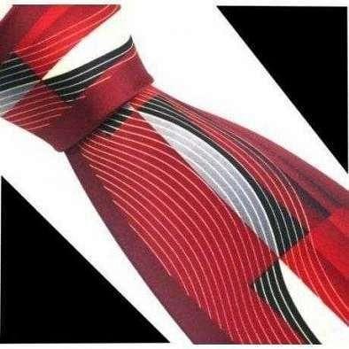 Fantastic new necktie silk unique design