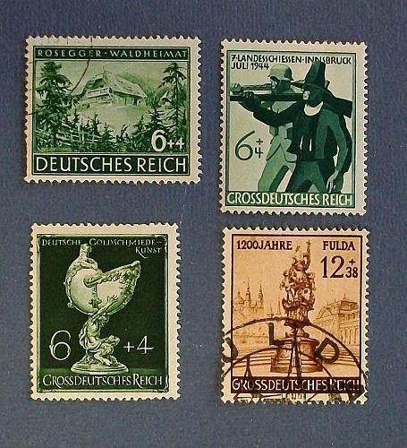 1944 Germany (Third Reich Era)