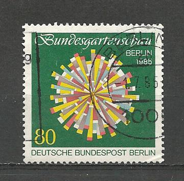 Germany Berlin Used Scott #9N500 Catalog Value $.85