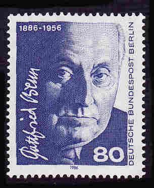 German Berlin MNH #9N511 Catalog Value $1.50