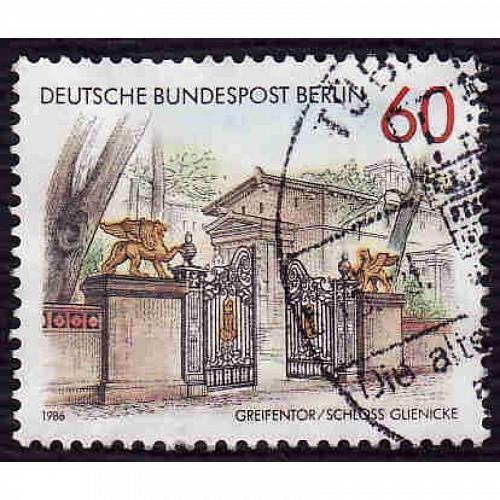Germany Used Scott #9N513 Catalog Value $1.20