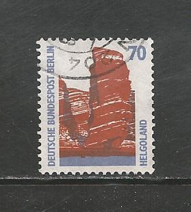 Germany Used Scott #9N551 Catalog Value $3.75