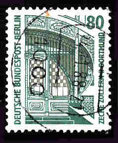 Germany Used Scott #9N552 Catalog Value $1.10