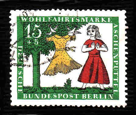 German Berlin Used #9NB34 Catalog Value $.25